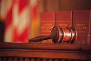 Boston credit disability insurance claim denied attorney gavel on stand