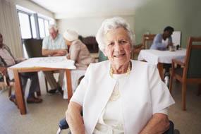 older woman Massachusetts Disability Insurance Litigation Lawyer