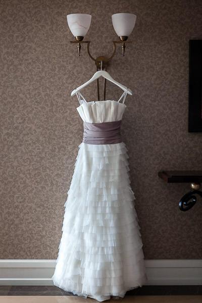 wedding dress at Divan Istanbul Asia