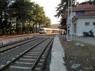 Cumhuriyet tarihinin ilk demiryolu hattı