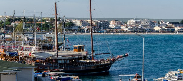 Didim Altınkum Limanı