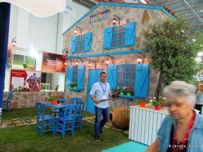 İzmir Yarımada standı