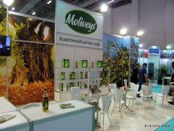 Moliveys - Pirinadan zeytinyağı - Olivtech 2016