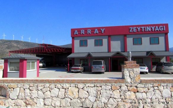 Array Zeytinyağ Fabrikası