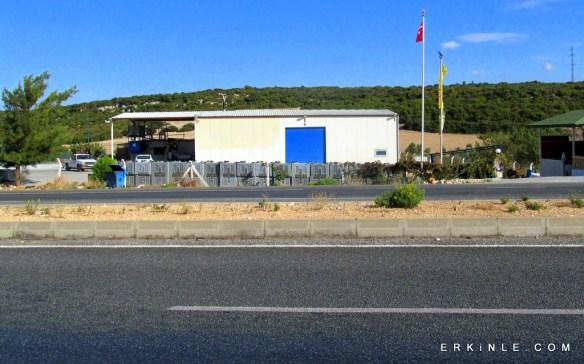Çolakoğlu Zeytinyağ Fabrikası
