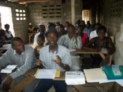 2014 Fortbildung Mikrokredite in Chambellan