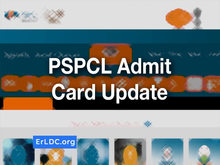 PSPCL Admit Card LDC