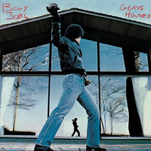 Glass Houses Album Cover