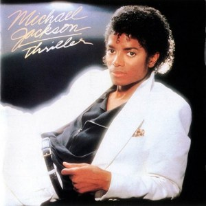 Thriller Album Cover