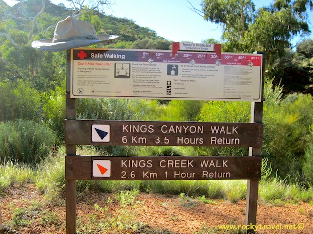 Kings Creek Walk