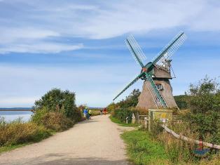 Mühle Charlotte im Geltinger Birk
