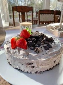 Heuers Cafe in Schönberg Oreo Torte