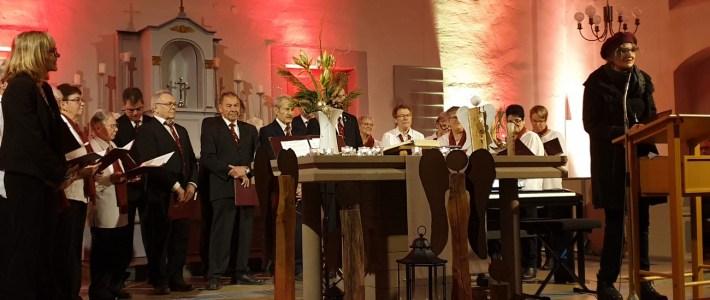 Besinnliches Adventskonzert des Gesangverein Erlenbach