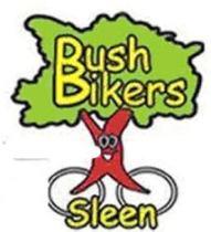 De mountainbike toertocht van de Bushbikers is op 2 juni
