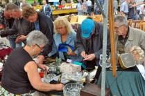 Rommelmarkt in Noord-Sleen op 15 juni