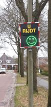 Smiley's begeleiden je door Sleen