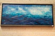 Kleurrijke expositie Marion Mencke in de bieb