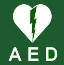 AED Achterste-Erm is geïnstalleerd en is actief.