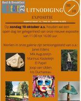 Open dag Galerie23 op 10 oktober