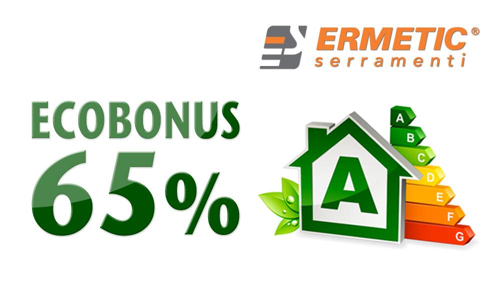 Proroga Ecobonus 65% per tutto il 2016.