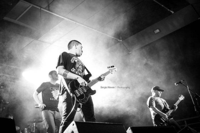 El viernes se pone en marcha el Vértigo Rock Festival de Ermua