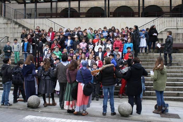 Ermua celebra el día de Santa Águeda
