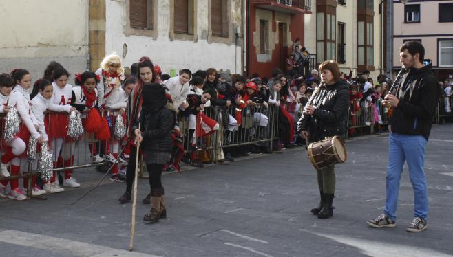 Cuenta atrás para el comienzo del Carnaval 2017