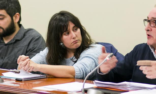La concejala Oihane Suárez renuncia al cargo