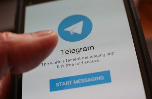 Canal noticias en Telegram