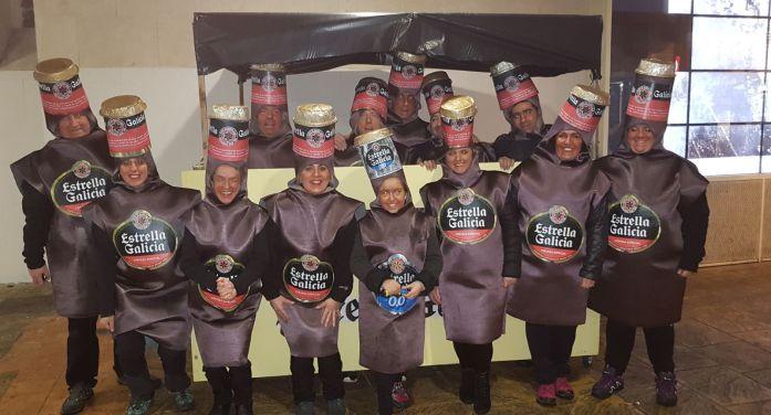 Pasacalles de cuadrillas, novedad del Carnaval 2019 [Programa completo]
