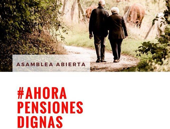 El PSE de Ermua organiza una charla sobre las pensiones en Lobiano