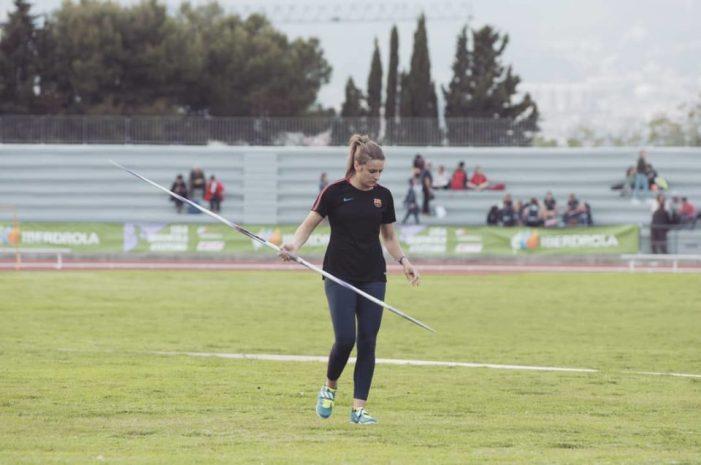 Arantza Moreno campeona de Euskadi en Durango