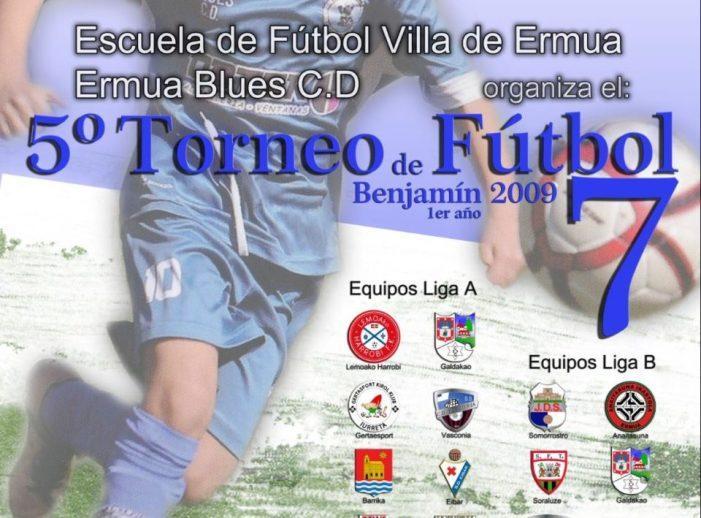5º torneo de fútbol 7 en Betiondo