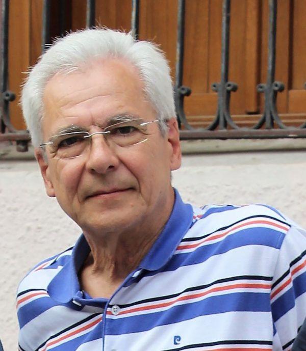 Carlos Totorika: «Soy de la idea de que se puede construir el mundo».