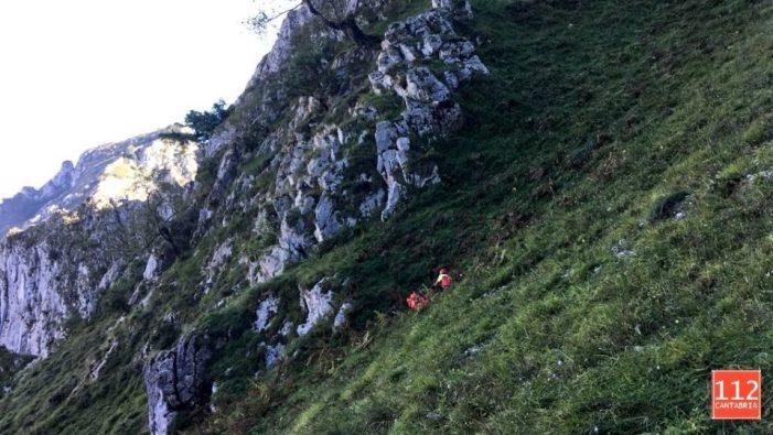 Fallece un vecino de Eibar despeñado en Picos de Europa