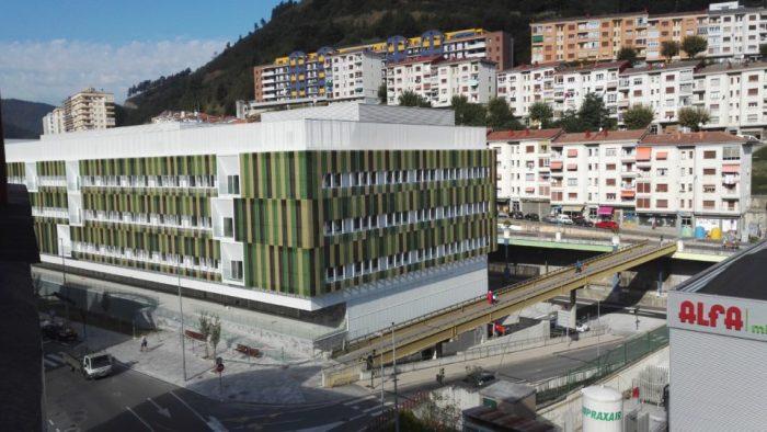 El hospital de Eibar se abrirá entre octubre y noviembre