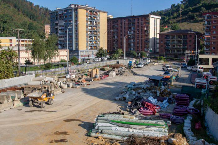 San Lorenzo contará con 70 nuevas plazas de aparcamiento