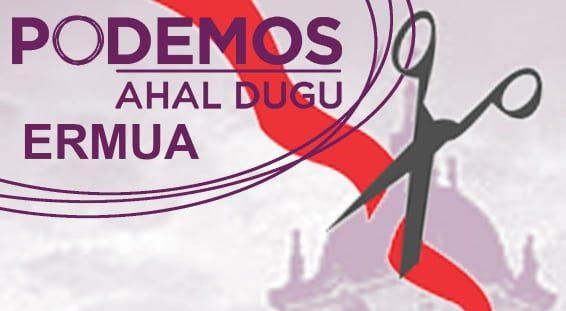 Podemos Ahal Dugu Ermua, inaugurará sede en Zearkalea