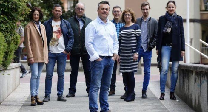 Jol Gisasola candidato a alcalde de Ermua por EAJ-PNV