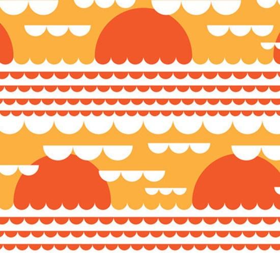 Sunshine Reggae Fabric