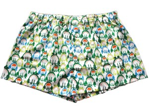 Boxershorts Frogs Cloud 9 Fabric
