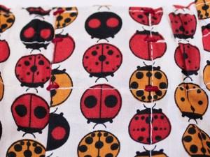 Lady Bug Boxershorts Detail