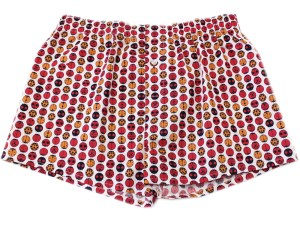Lady Bug Boxershorts Birch Fabric
