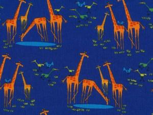 Cloud9Fabric Giraffe Safari Boxershorts Stoff