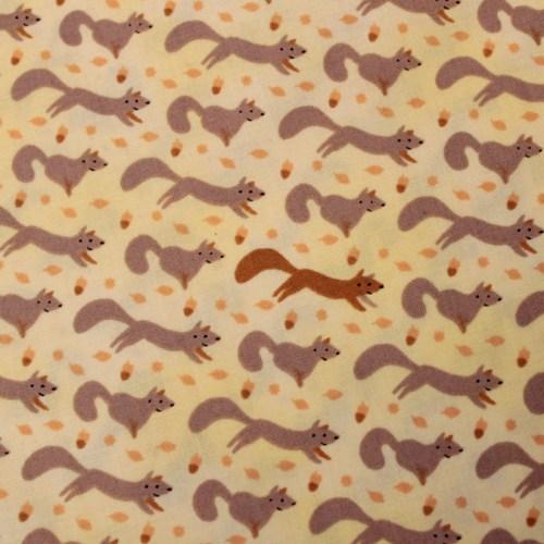 Foxy Friends Fabric