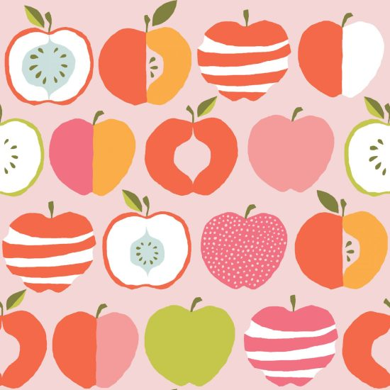 erna&gustav Organic Comfort Clothing – fabric pink delicious by monaluna