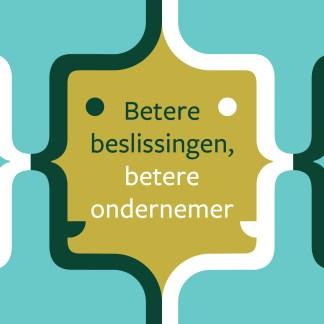 betere beslissingen betere ondernemer