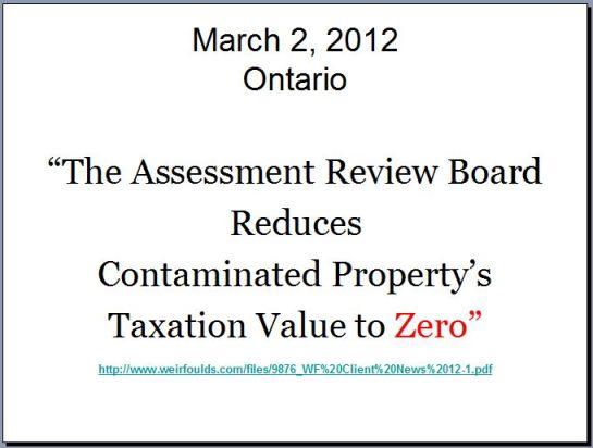 Property Assessment Firms Toronto