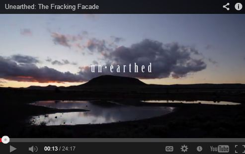Unearthed The Fracking Facade snap
