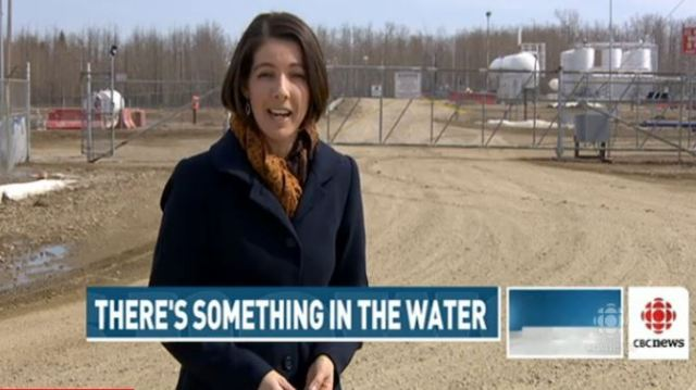 2014 04 15 Contaminated water in well at Edson, there's something in the water, family evicted after speaking out about their concerns